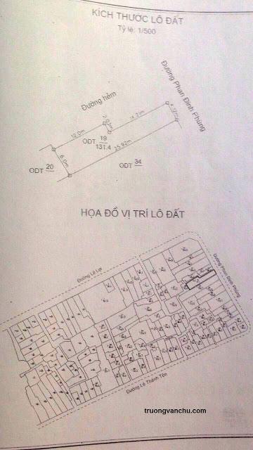 Bán Đất Tặng Nhà Mặt Tiền Gần Ngã Năm Trung Tâm Tp Tuy Hòa Phú Yên 03