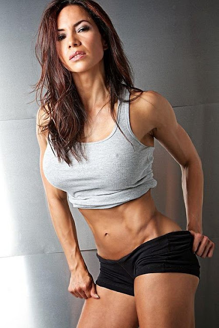 Rocio Ruiz - Hottest Fitness Women