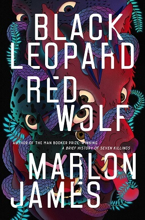 Black Leopard, Red Wolf book pdf