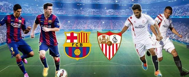 Prediksi Barcelona vs Sevilla 5 November 2017 - Bandar ...