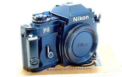 Nikon FG (Black) Body #271