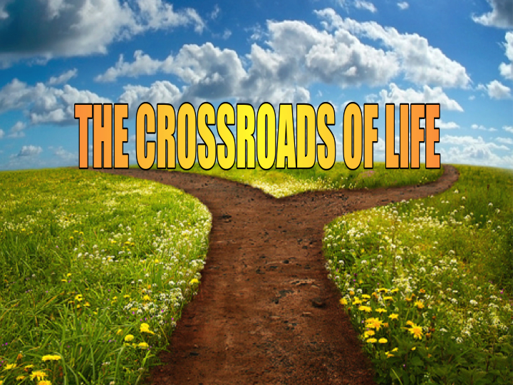 How to Improve Your Life TODAY | HuffPost UK |Crossroads Of Life