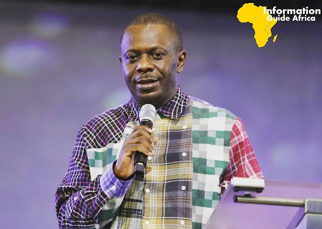 Pastor Poju Oyemade