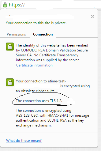 jWebCenter: How to configure Strong Encryption for Website deployed