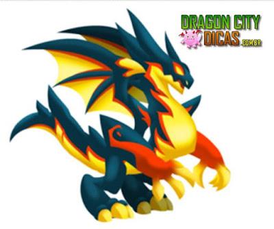 Dragão Cinzas Sombrias