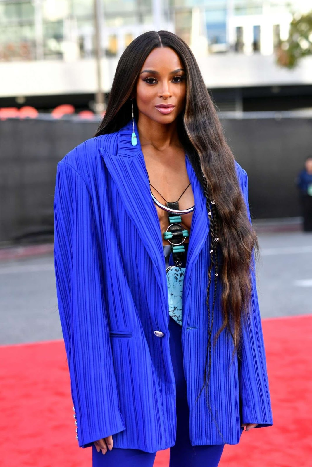 Ciara – 2019 American Music Awards in Los Angeles
