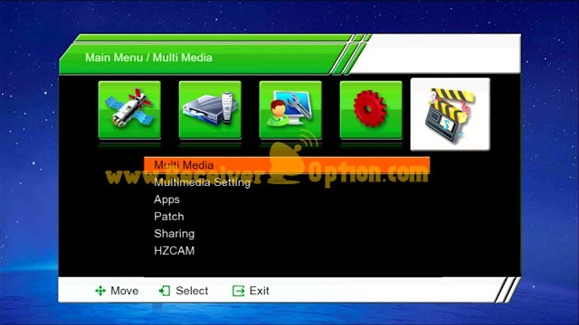 MAX SAT 666 1506LV 1G 8M NEW SOFTWARE 09 JANUARY 2021