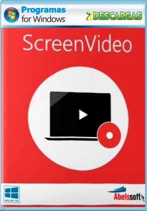 Abelssoft ScreenVideo grabador de pantalla