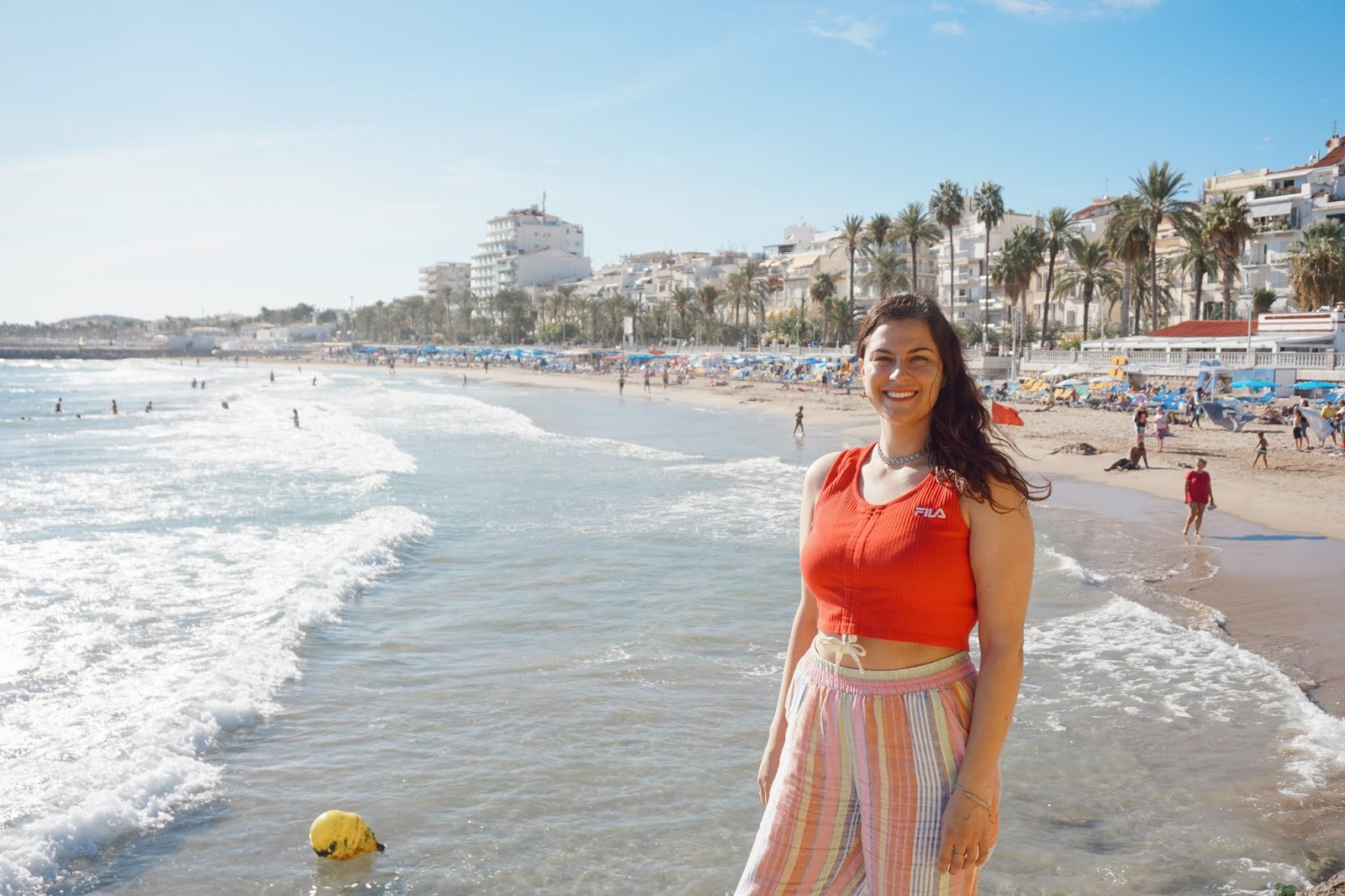 Things to do in Sitges Spain Go to the Sitges Playa
