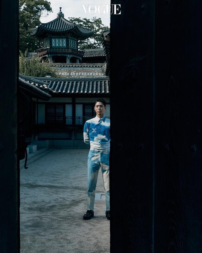 Park Bo Gum, 박보검, Park Bo Gum Vogue, Park Bo Gum 2020, Park Bo Gum Vogue Korea,