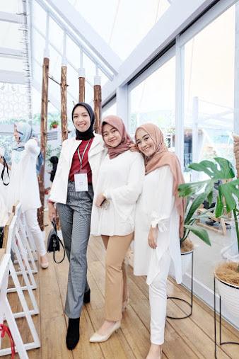 Finalis Beauty camp Aishaderm dari Bandung - Rara Febtarina Lifestyle Blogger, Beauty Blogger, Fashion Blogger