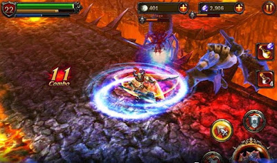 Download Eternity Warriors 4 Apk + Data for Android (Offline)