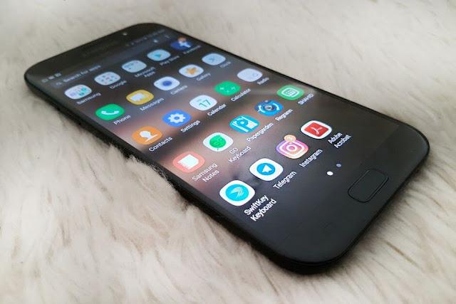 حذف حساب جوجل اكونت لجهاز Galaxy A7 2017 SM-A720F اصدار 8.0.0 حماية U4 بدون بوكسات