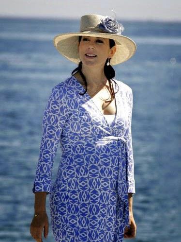 6e991adf02 Prinzessin Mary und ihr Mann, Kronprinz Frederik von Dänemark, haben vier  Kinder. Ihr Erstgeborener, Christian, kam 2005 zur Welt.