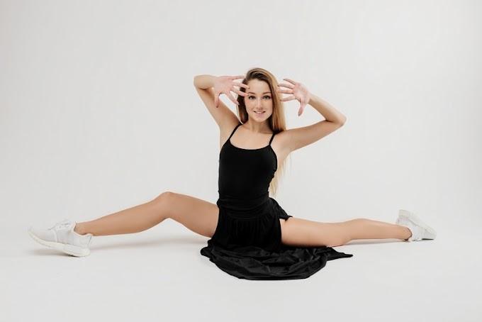 Leg Stretcher for Yoga, Marshalart - Get a full middle split
