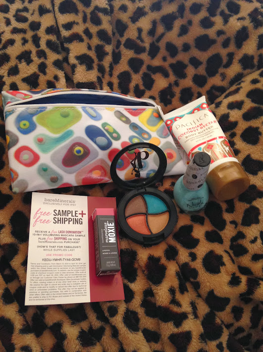 March IPSY Glam Bag