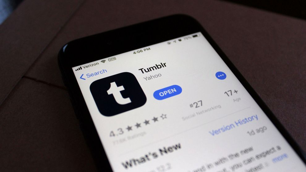 Tumblr's back in the App Store following porn ban announcement