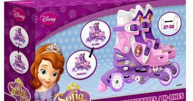 1deMagiaxfa: PATINES - DISNEY La