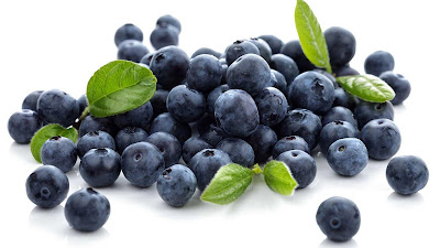 buah blueberry di Indonesia