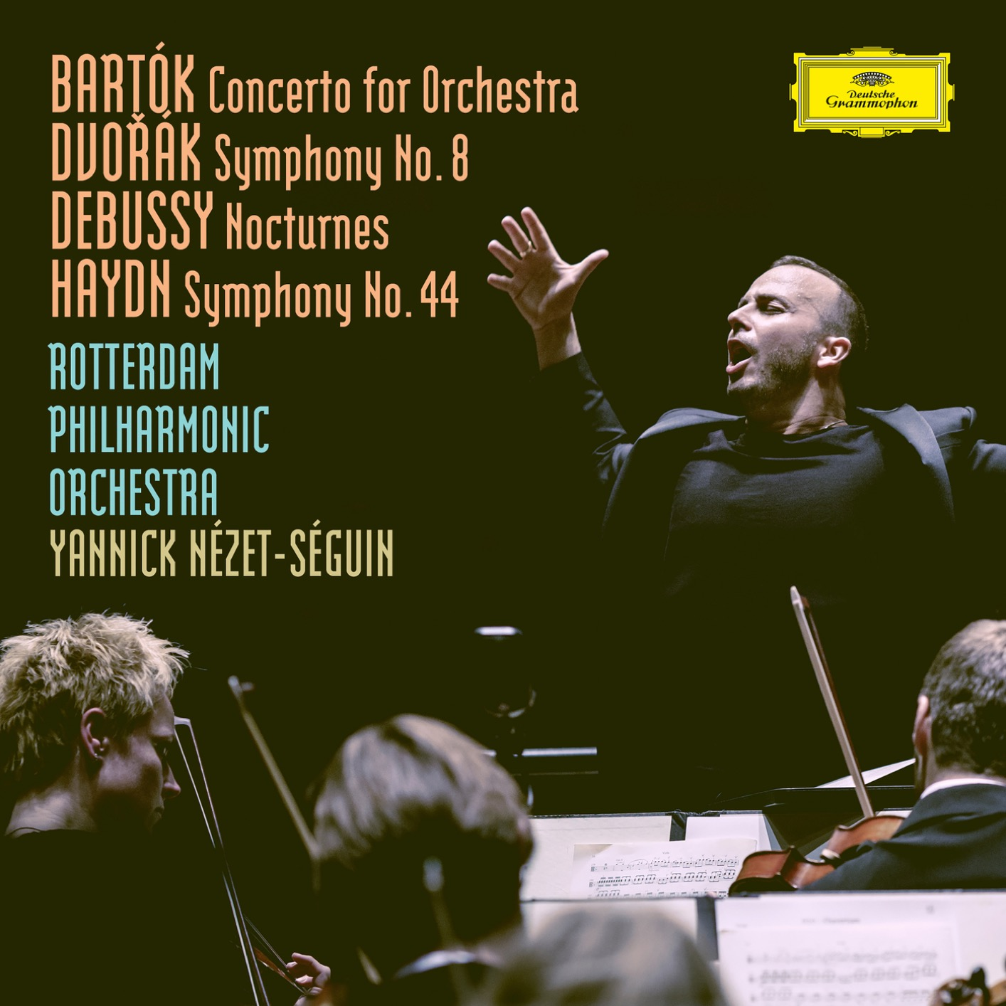 Rotterdam Philharmonic Orchestra Yannick N Zet S Guin Bart K Concerto