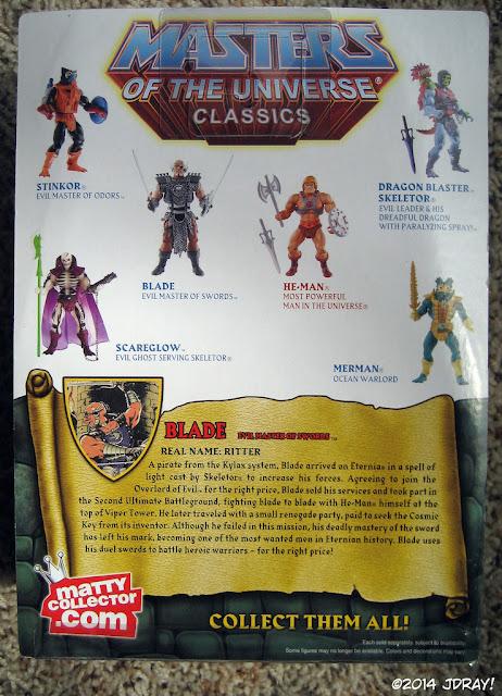 Masters of the universe motuc Blade