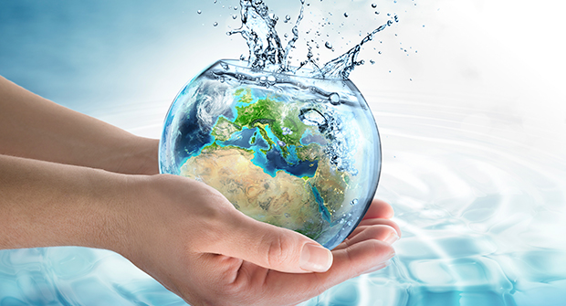 Bảo vệ nguồn nước là cách bảo vệ cuộc sống của chính chúng ta