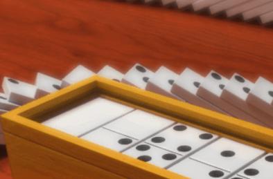 Domino-Block