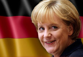 Angela Merkel Votes Against Gay Marriage, Says It's Between A Man And Woman