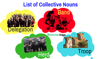 List of Collective Nouns (Animals, Things, People and more)