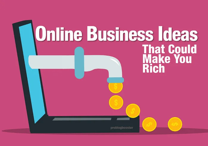 Top online business ideas for beginners that could make you rich