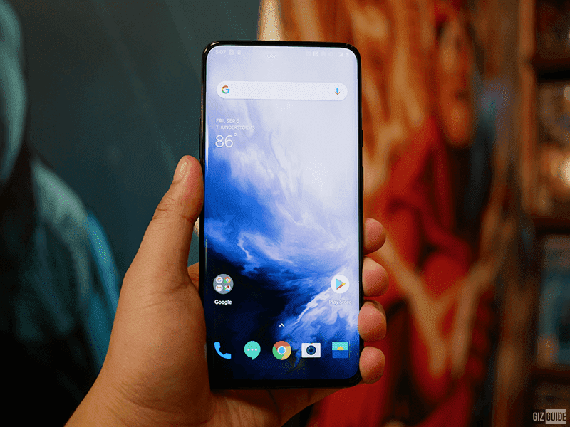 Deal: DW cuts OnePlus 7T Pro price, down to PHP 35,990