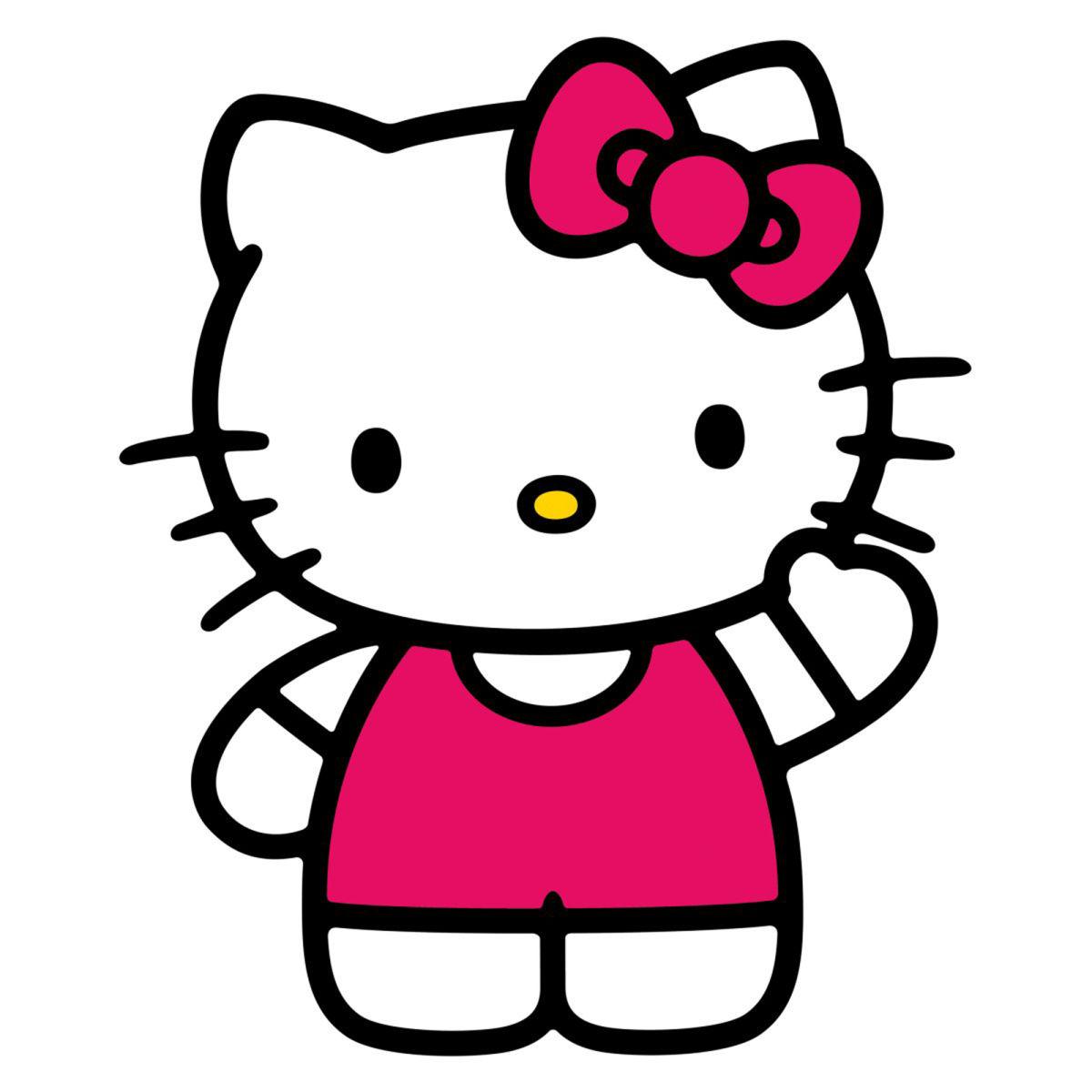 Gambar Kartun Hello Kitty Yang Mudah Digambar Terbaru