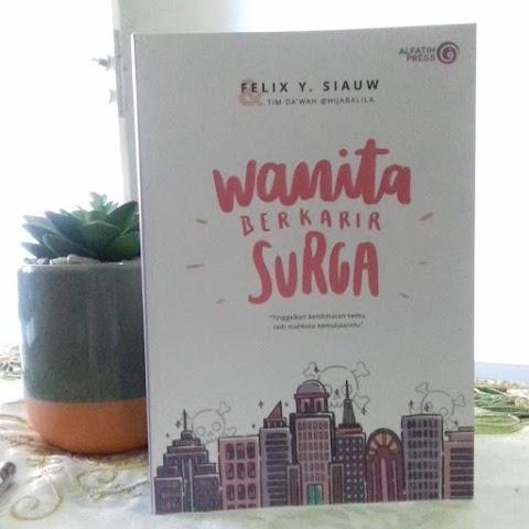 Review Buku : Wanita Berkarir Surga