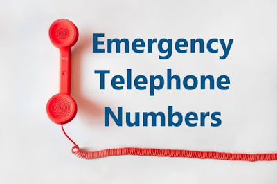 Nepal Emergency Telephone Numbers