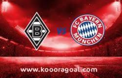مشاهدة  مباراة بايرن ميونخ وبوروسيا مونشنغلادباخ بث مباشراليوم في الدوريالالماني 13-6-2020 koragool