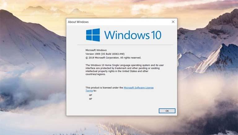 Selangkah Lagi! Windows 10 November 2019 Update Akan Segera Dirilis Ke Publik