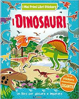I Dinosauri. I Miei Primi Libri Stickers Di Gruppo Edicart Srl PDF
