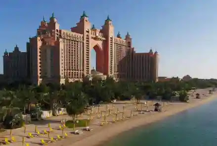 حجز فنادق دبي