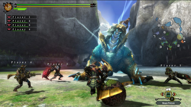 Monster Hunter PS2 ISO