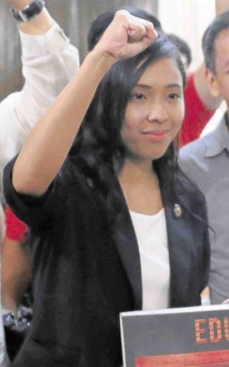 Meet Kabataan Rep. Sarah Elago, The Poorest Among The Members Of The House Of Representatives!