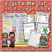 https://www.teacherspayteachers.com/Product/Figure-Me-Out-6-in-1-Surveys-Bundle-268738