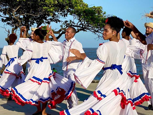 Ballet Folklórico ITSC, representa al país en la 8va Parada del Festival Dominicano de Montreal