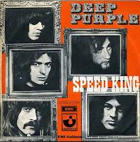"""Το single των Deep Purple """"Speed King"""""""