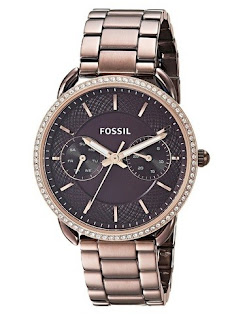 Fossil Tailor Multifunction Stainless Steel ES4258