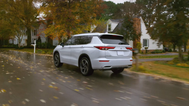 2022 Mitsubishi Outlander Preview