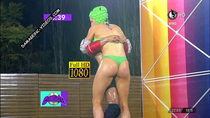 Micaela Viciconte wet ass in thong damageinc videos HD