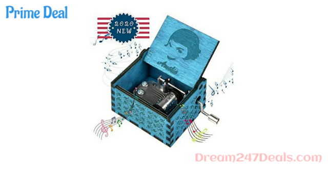 50% OFF Fezlens Wood Music Boxes