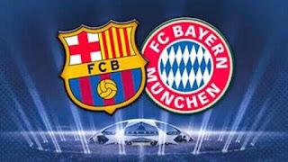 Picture of Bayern vs FC Barcelona