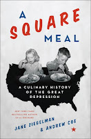 Review: A Square Meal by Jane Ziegelman and Andrew Coe