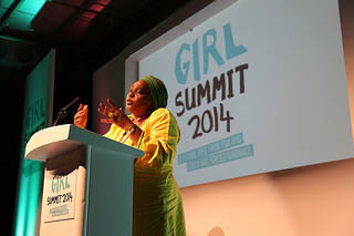 UN Summit on girls